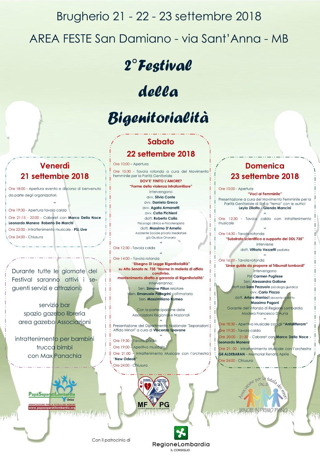 Esempio Calendario Affidamento Condiviso.Papa Separati Lombardia Affido Condiviso Dei Minori